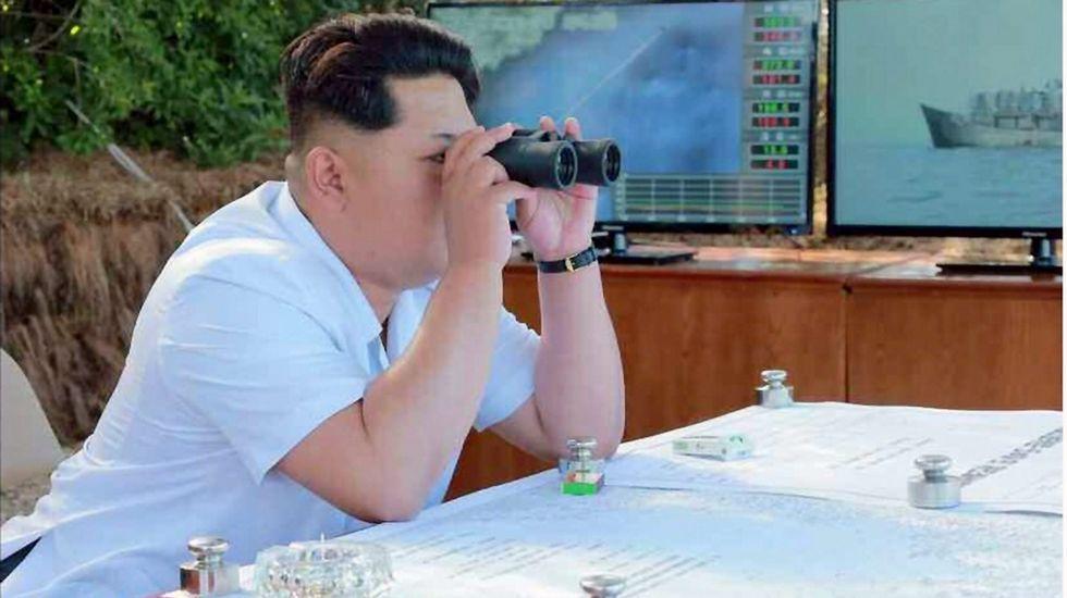 Pontevedra, ciudad invitada a la cumbre del clima de París.El líder norcoreano, Kim Jong-un