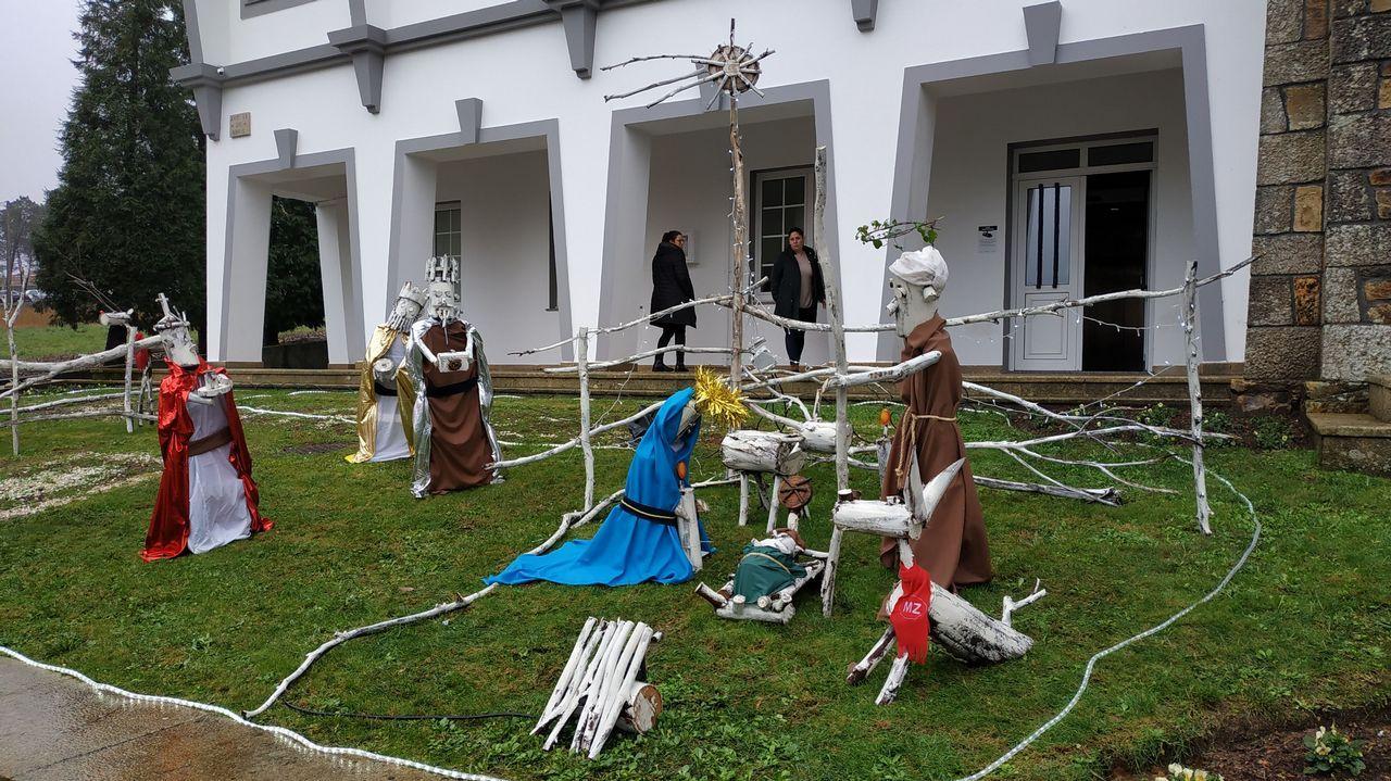 Noemí Mazoy actuará en la parroquia de San Tirso de Palas de Rei