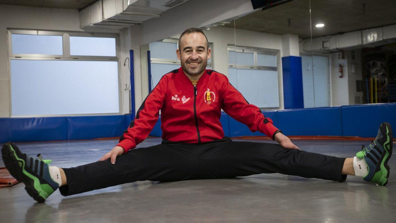 Álex Vidal, parataekuondista