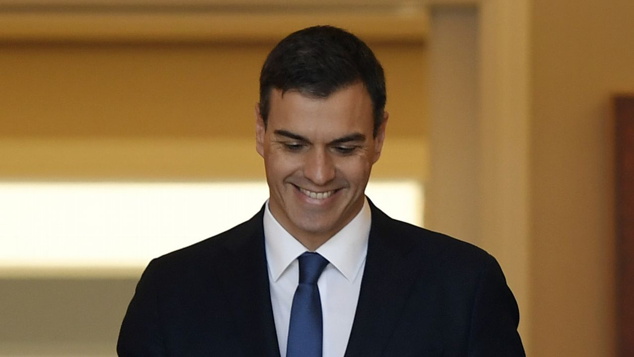 Pedro Sánchez, «El príncipe de la Moncloa», según «Late Motiv»