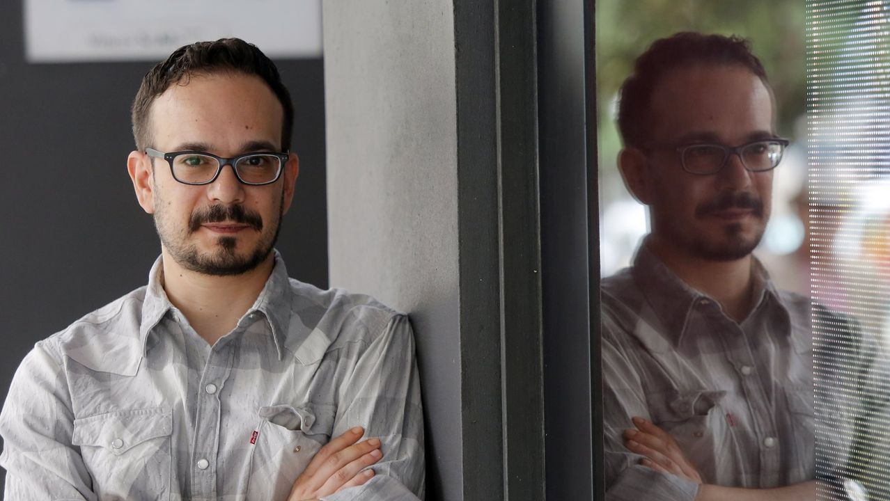A Luca d'Andrea se le ha comparado con Stephen King