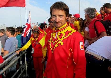 Los hermanos vilagarcianos continúan en puesto de medal race.