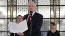 El exviceprimer ministro Jaroslaw Gowin, líder del partido Acuerdo que integraba el Gobierno polaco como socio minoritario