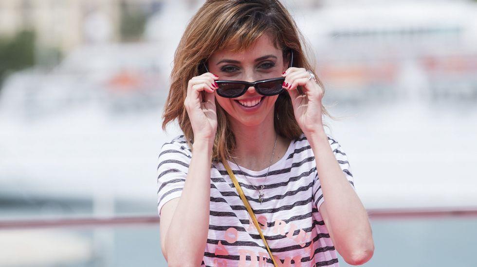 Nuevo tráiler de «Toro».La actriz Ana Fernández, en el Festival de Málaga
