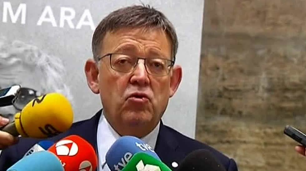 El presidente de Castilla-La Mancha, Emiliano García-Page.