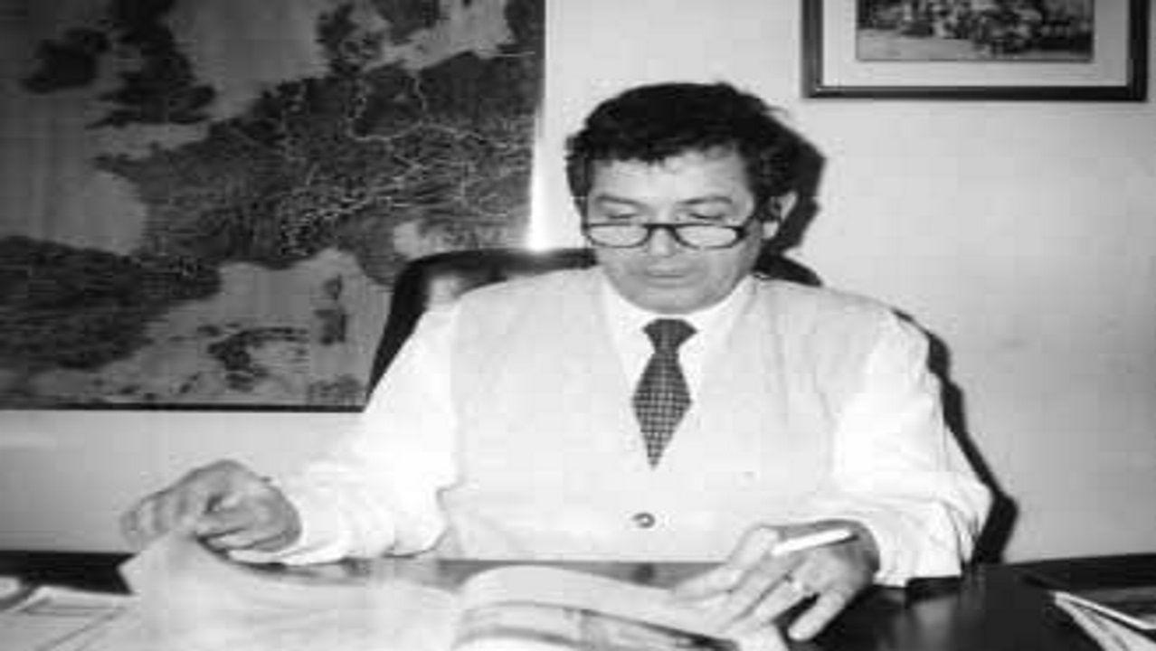El Moreno del Lérez, en una imagen de archivo