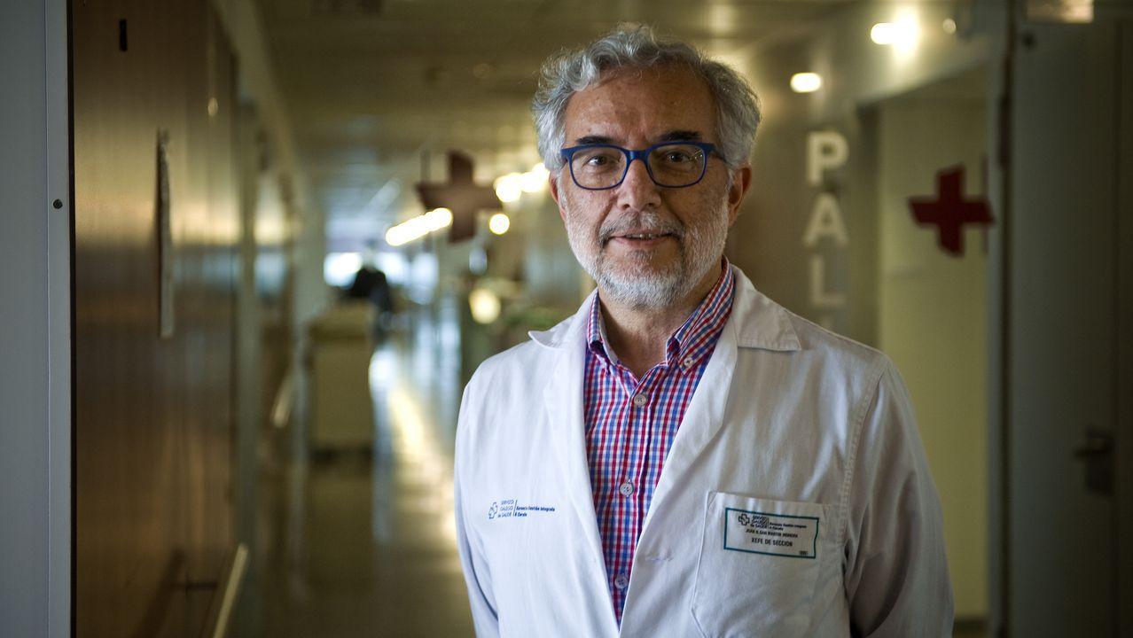 Así fue el homenaje a Ramón Sampedro en As Furnas.Mayor oreja, junto a Rouco Varela, este viernes en Santiago