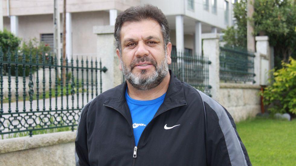 Manuel Vicente de Inés es el presidente de la Mancomunidad Terras do Navea-Bibei, y responsable del geriátrico de Trives