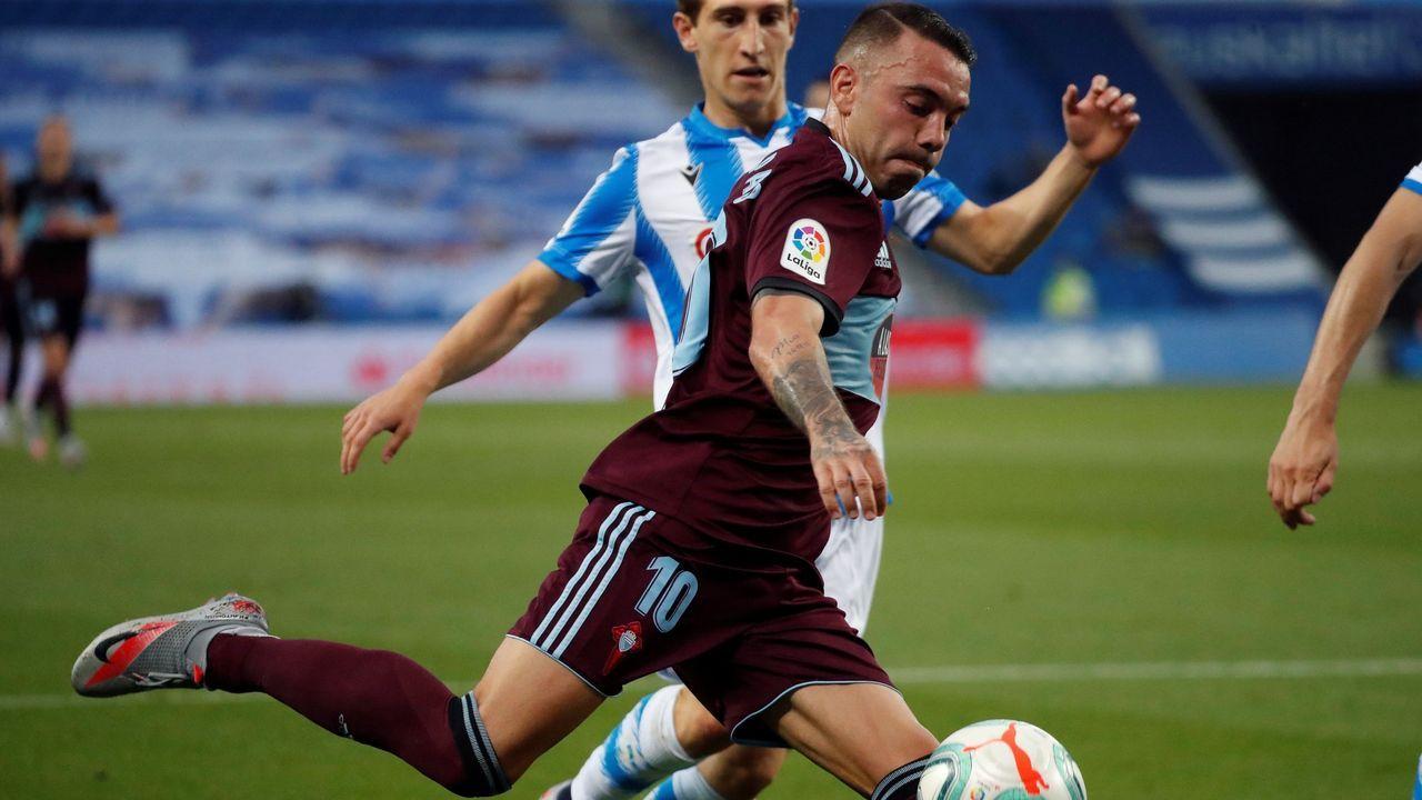 339 - Real Sociedad-Celta (0-1) el 24 de junio del 2020
