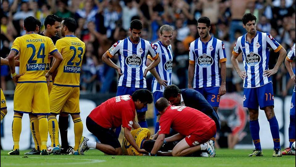Toda la actualidad de la jornada de Segunda división.Marchena, que debutó el pasado domingo, sufre molestias en la pierna derecha.