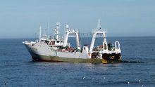 Argentina apresa un barco gallego por pesca ilegal