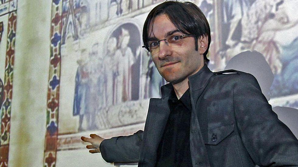 Miguelanxo Prado quiere recuperar el Acuario como lugar de exposición de Viñetas.