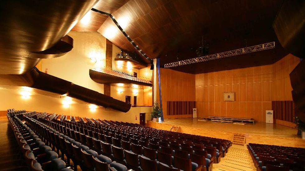 Despedida en Rubin.Auditorio Príncipe Felipe