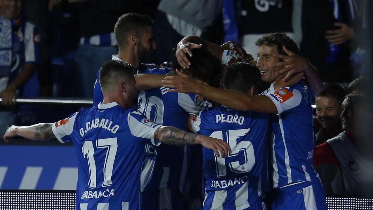 El Deportivo premia la fidelidad de sus socios.Cruceros entre la niebla