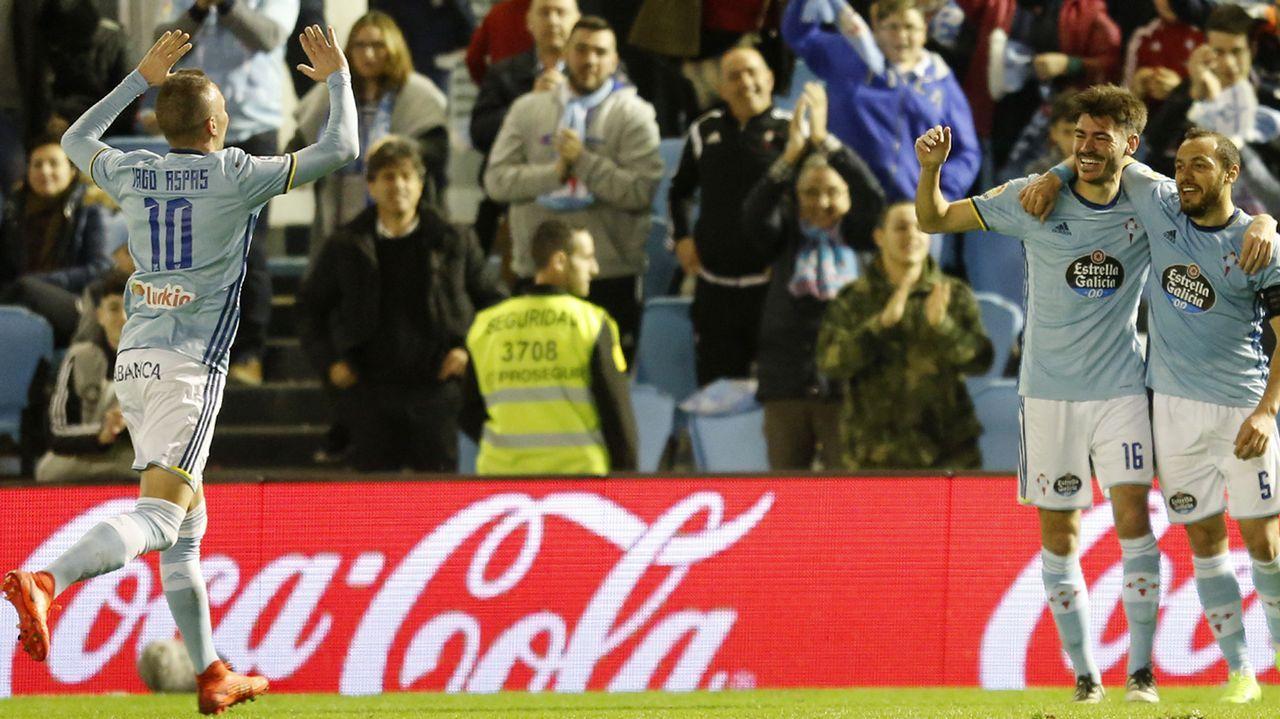 223 - Celta-Osasuna (3-0)  de Primera el 19 de febrero del 2017
