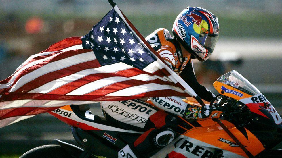 Fallece Nicky Hayden después de cinco días en coma