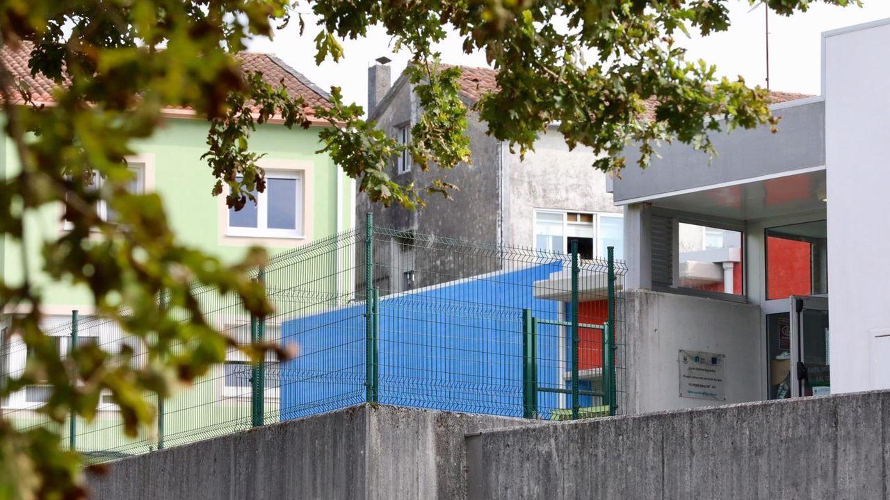 La escuela infantil de Salgueiriños cerró una de sus cuatro aulas de 1 a 2 años