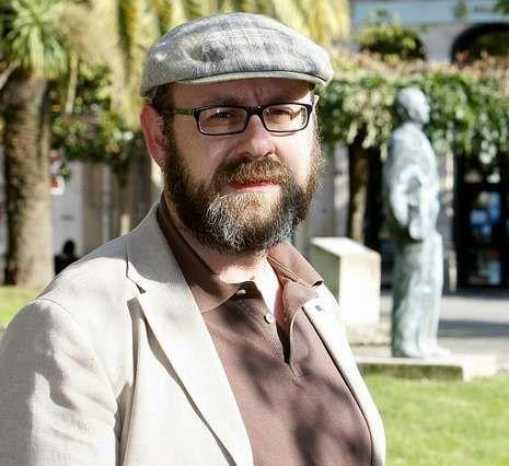 Xosé Manuel Pacho gañou o Torrente Ballester de novela no ano 2007.