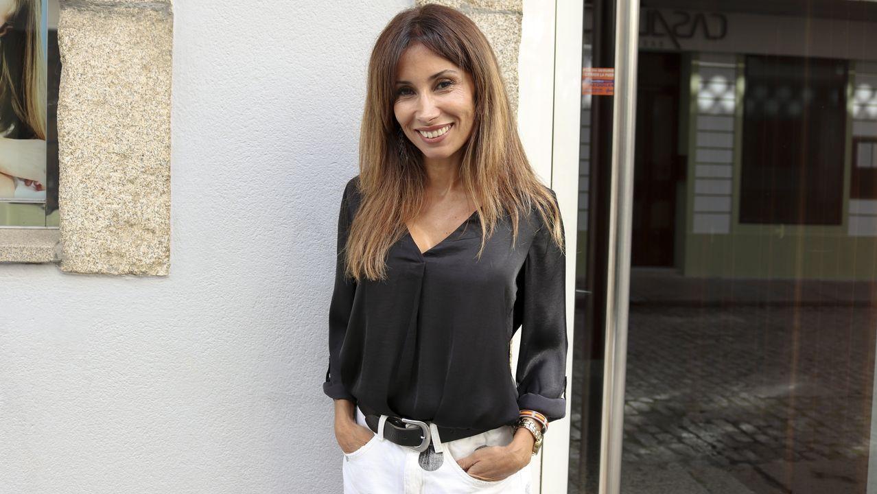 Lara Méndez, ferrolana residente en Narón