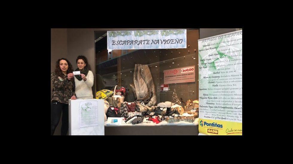 Gadis y el Obradoiro hacen entrega de alimentos no perecederos recaudados el pasado sabado 30 de diciembre