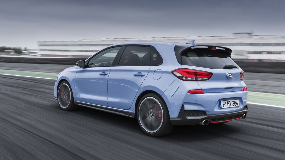 i30 N Project C de Hyundai
