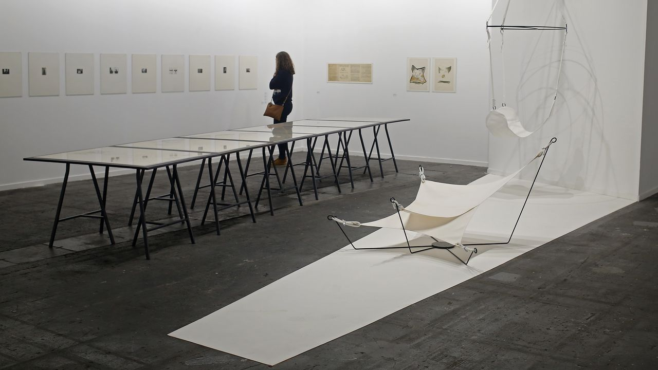 La galería viguesa PM8  concurre con un proyecto de Gabriel Borba Filho y fotografía de Algirdas Seskus