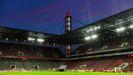 Partido de la Bundesliga sin público