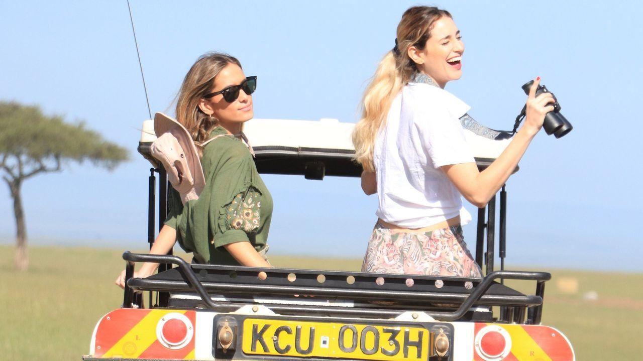 «Viajeras con B» se emitió en La Sexta