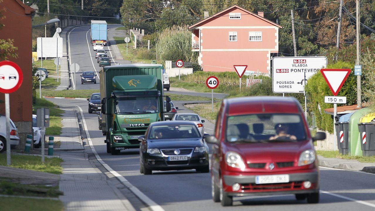 El Gobierno podrá prohibir a los camiones circular por carreteras convencionales