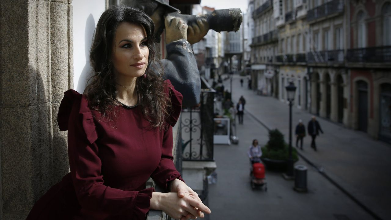 La escritora Milena Busquets