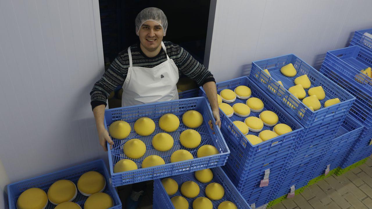 Andrés Pereira estudió Ciencia de los alimentos