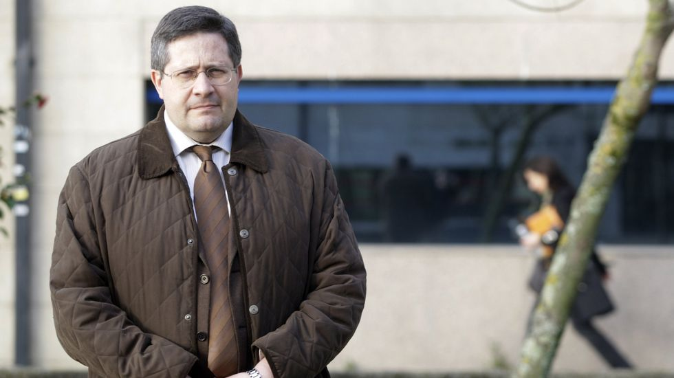 O alcalde cabanés, José Muíño, presentou onte o programa da Winter Master Class.