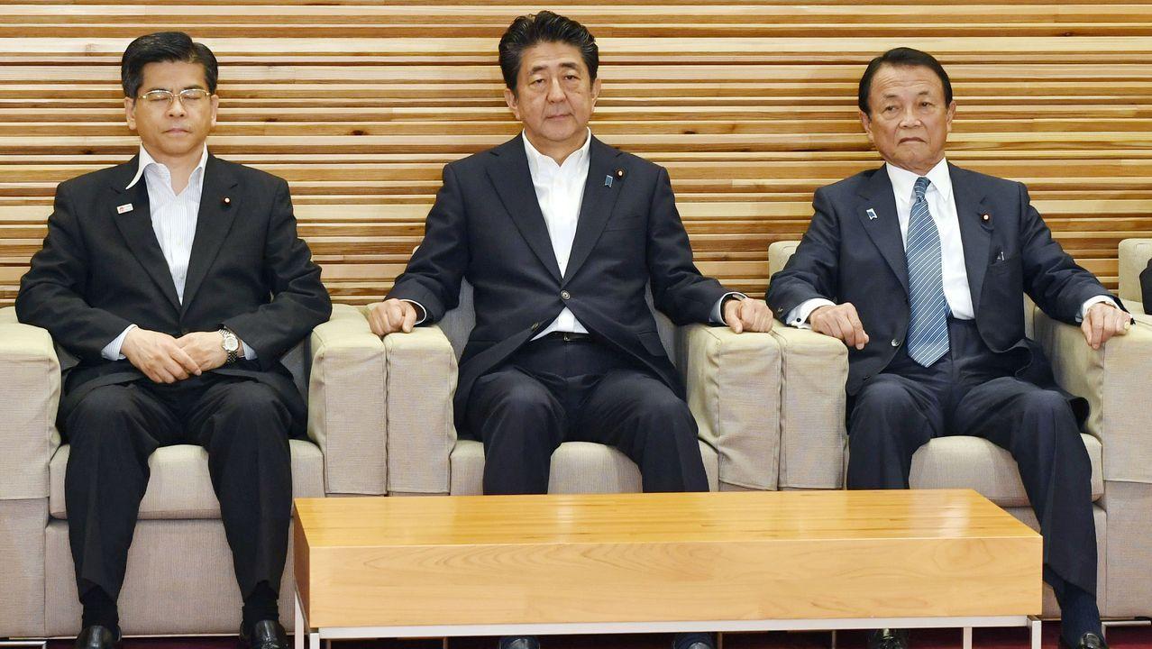 El primer ministro de Japón, Shinzo Abe, lleva al frente del país desde 2012 y desde entonces se han ejecutado 32 penas de muerte