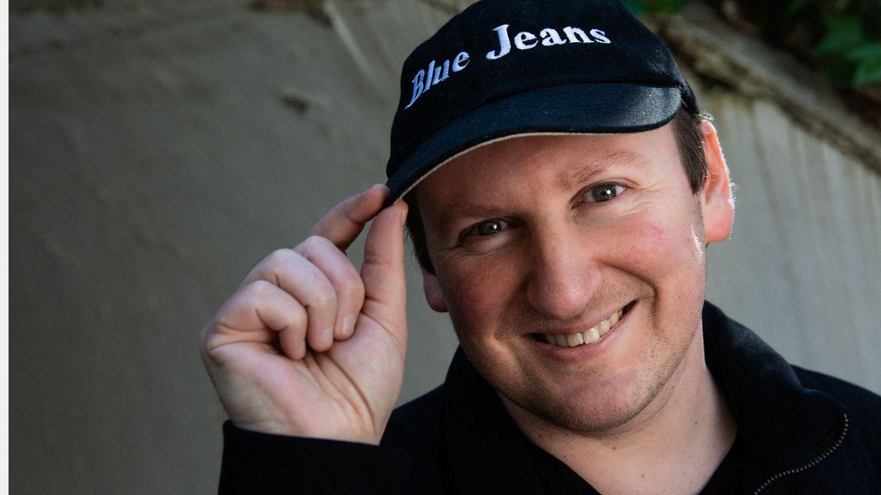 Francisco de Paula, Blue Jeans: «He querido hacerme un Agatha Christie para jóvenes de hoy»