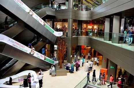 El centro comercial Anfaplace, en Casablanca, ha recibido más de seis millones de visitantes.