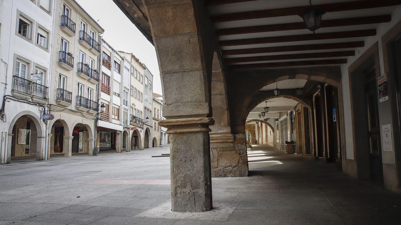 Rúa do Curro (Noia).