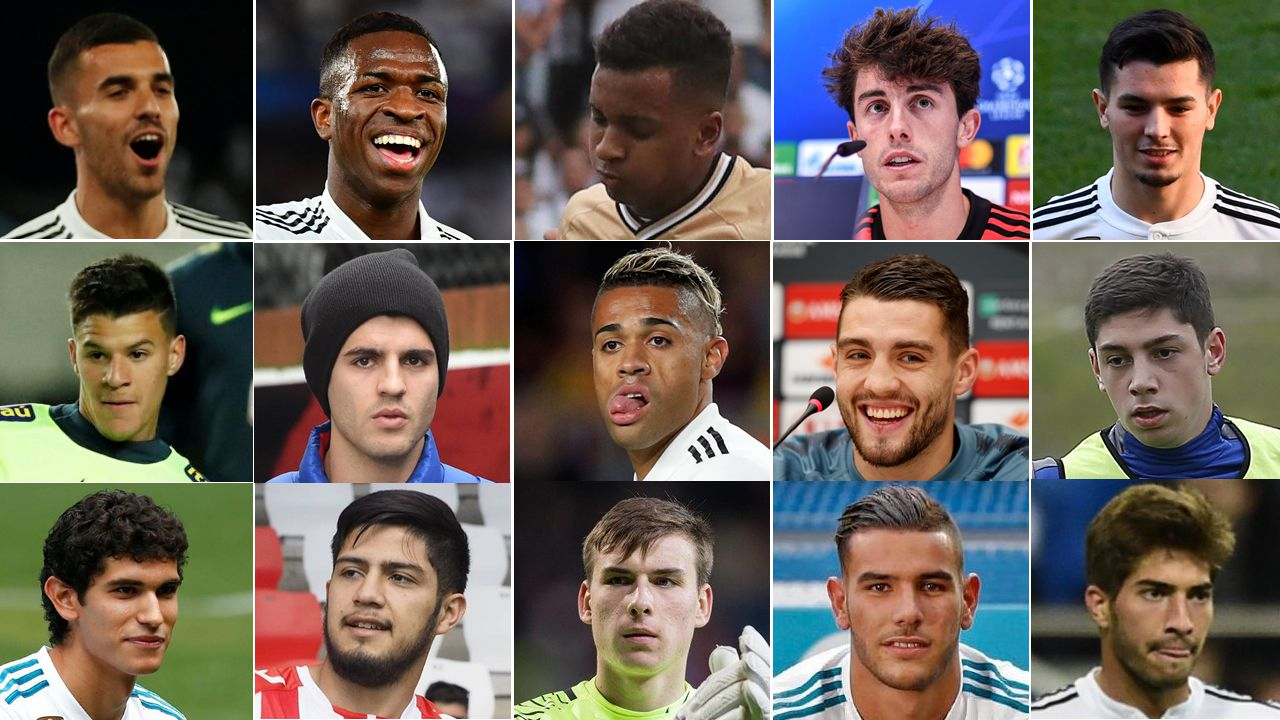 Las apuestas de futuro del Real Madrid desde el 2015.Juan Mata, durante un encuentro con el Manchester United