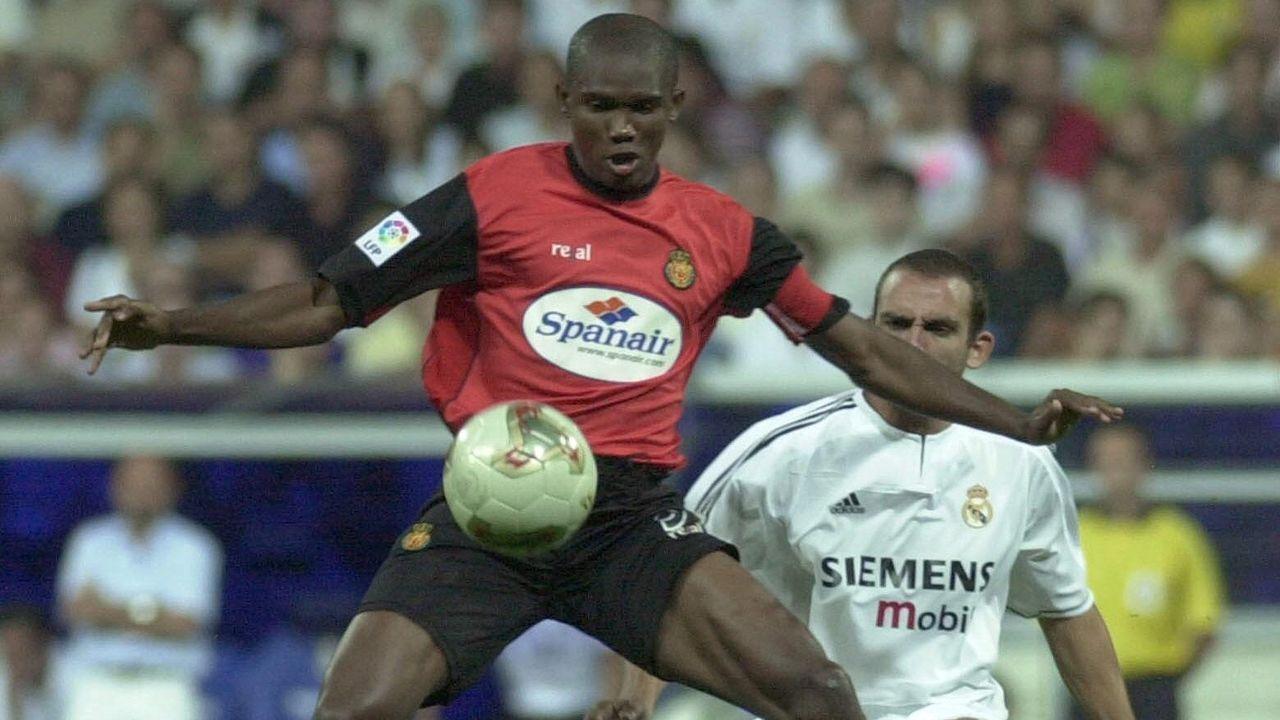 Sin oportunidades en la cantera del Real Madrid, llegó al Mallorca en invierno y comenzó a destacar.