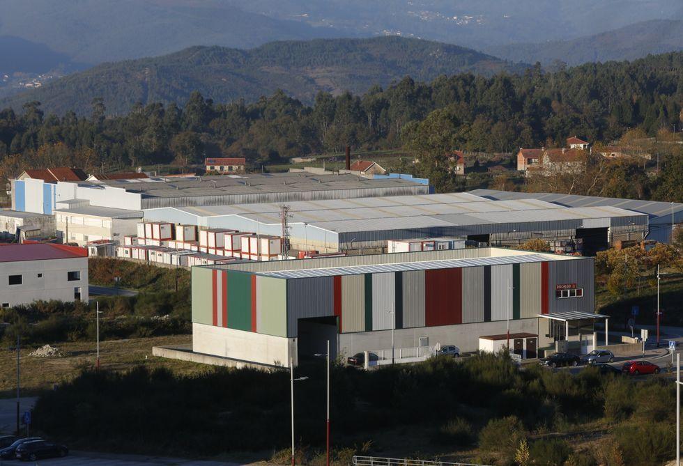 La implantación de empresas ha ido creciendo en A Reigosa, pero aún hay 19 parcelas libres.