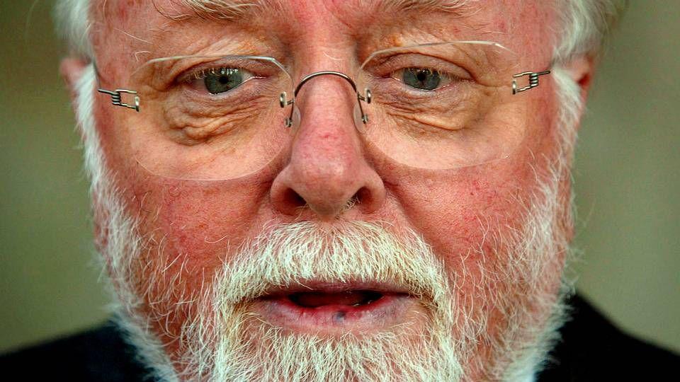 El dueño millonario de «Jurassic Park».El diector japonés Hayao Miyazaki