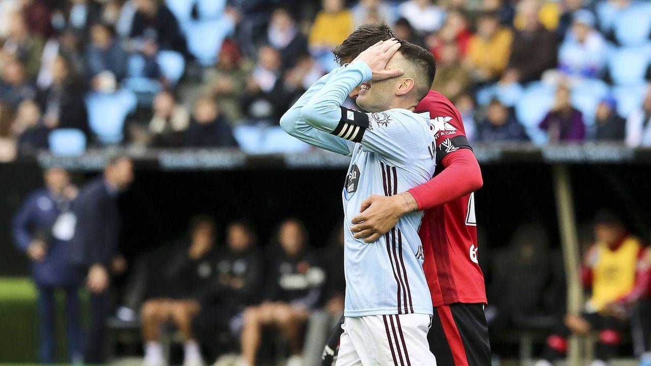 325 - Celta-Mallorca (2-2) el 15 de septiembre del 2019