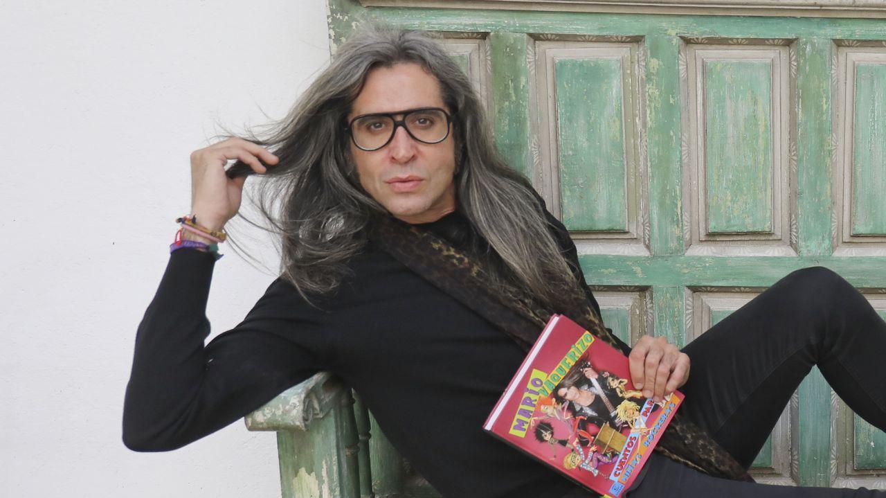 V de Vite («Beat it» parody).Javier Becerra, autor de «¡Eso es pop!»