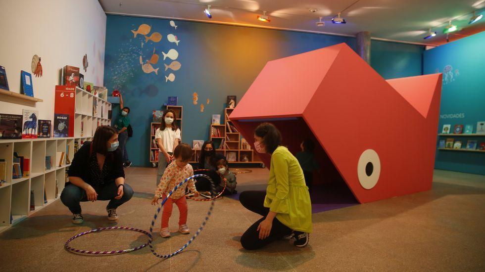 El Salón del Libro Infantil y Juvenil abre sus puertas en Pontevedra