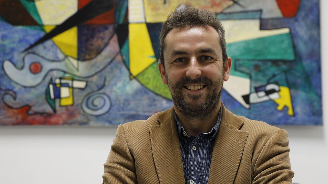 Fernando Suárez, presidente del CPEIG