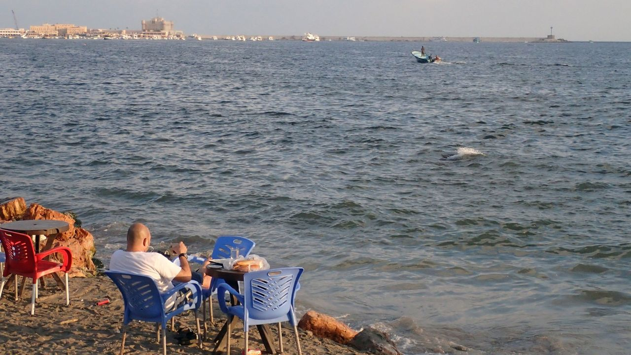 Cine de oscar, gratis en Oviedo.Las playas de Alejandría es uno de los destinos turísticos de Egipto