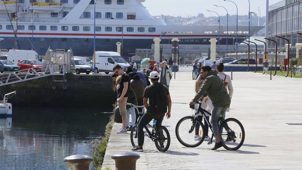 ¿Puede haber pubs en un puerto?