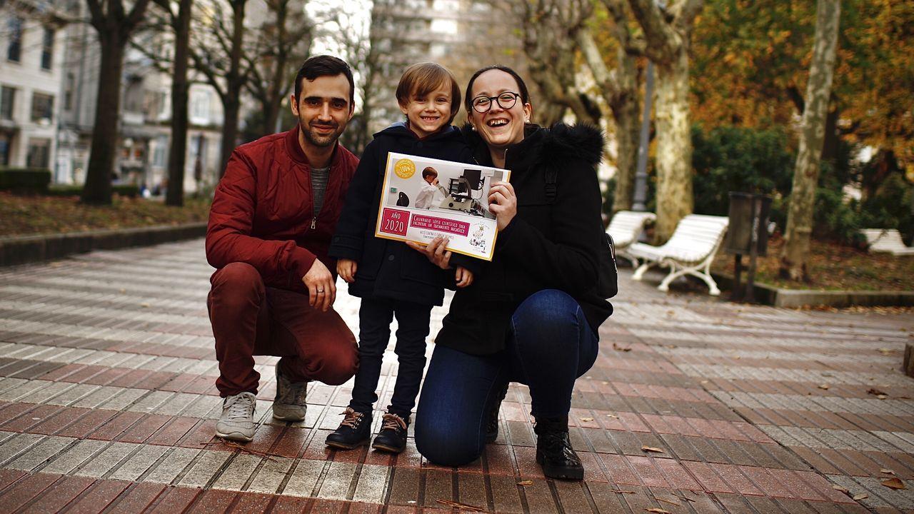 San Amaro abre la temporada de romerías de Vigo
