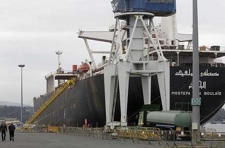 La foto más familiar del Consejo Europeo.Navantia tiene en Ferrol y Fene dos de sus mayores astilleros con construcción y reparación naval.