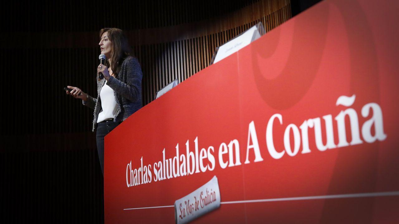 Charlas saludables en A Coruña