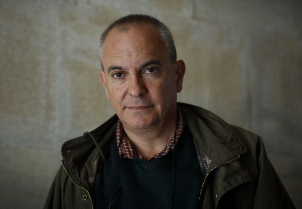 El investigador gallego Carlos Sierra, primer autor del trabajo.